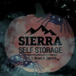 Sierra Self Storage Logo Halloween300