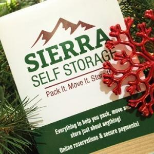 Sierra Self Storage Logo Holiday 300