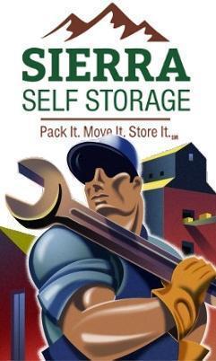 Sierra Self Storage Logo Labor Day 300