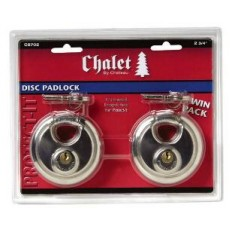 Disc Lock Twin Pack