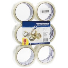 Packing Tape 6-pack