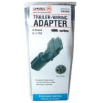 Wiring adapter 6 round to 4 flat
